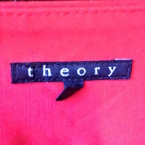 Theory Skirts - Theory Front Button Skirt